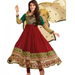Lucknow Embroidery Salwar suits